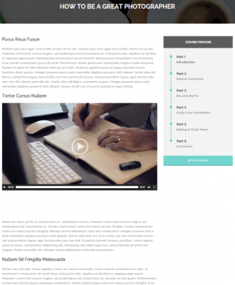 How to Create a School Website with WordPress Good LMS Learning Management System WP Plugin 2