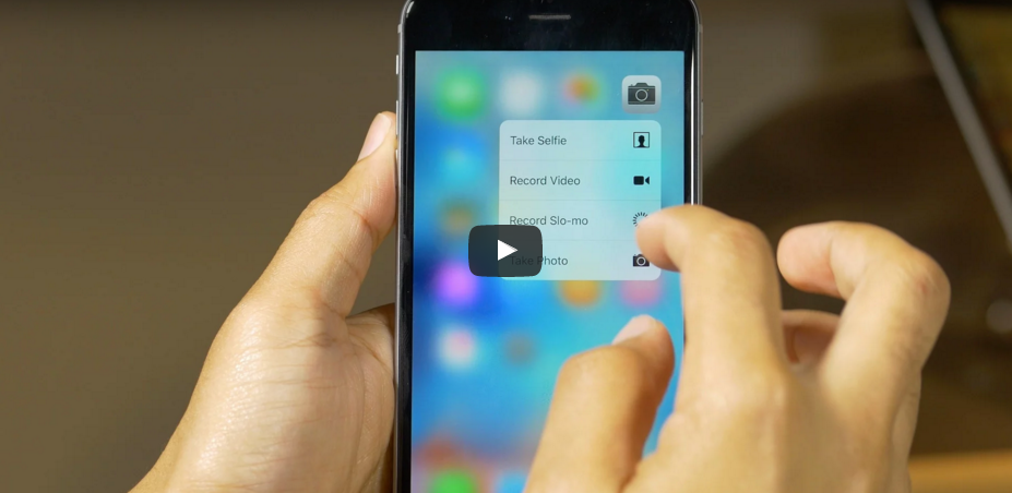 You can add 3D Touch features to your old, jailbroken iPhone